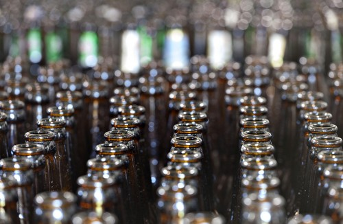 Flaschensortierung