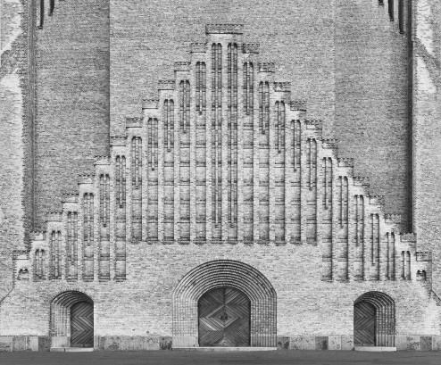 Grundvigskirche Kopenhagen