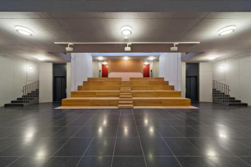 Mira-Lobe-Schule, Dortmund, Architekt: Marcus Patrias, Foto: Michael Rasche