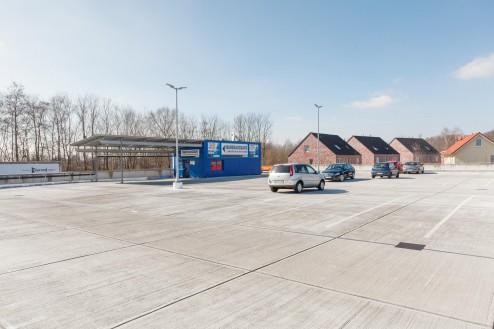 saniertes Parkdach, Saturn Dortmund, Kundenmagazin Heidelberg Cement