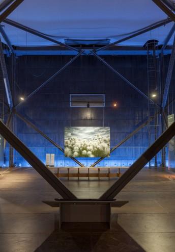 """Gasometer Oberhausen, """"Wunder der Natur"""", Ausstellung vom 16.03 bis zum 30.12.2016"""