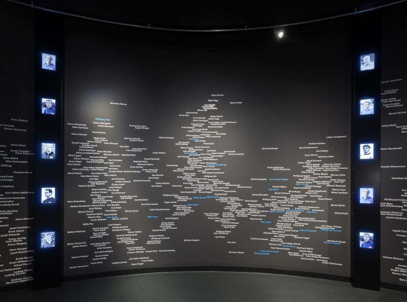 """DFB Fussballmuseum Dortmund / Ausstellung: """"50 Jahre Wembley"""""""