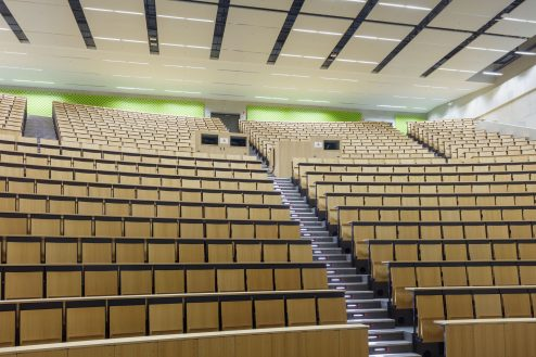 C.A.R.L., Hörsaalzentrum der RWTH Aachen, Foto: Michael Rasche, Dortmund