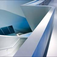Phaeno Museum in Wolfsburg